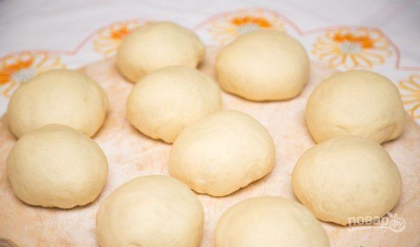 Тесто для ватрушек в хлебопечке