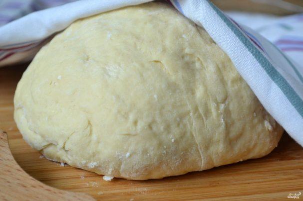 Безопарное дрожжевое тесто