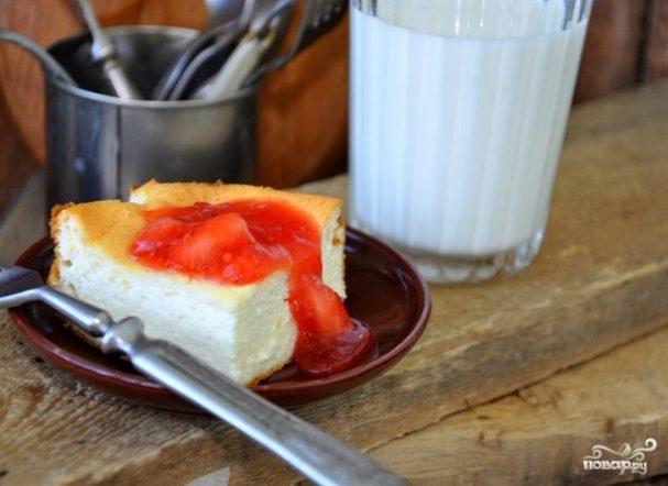Творожная запеканка в духовке пошаговый рецепт с фото