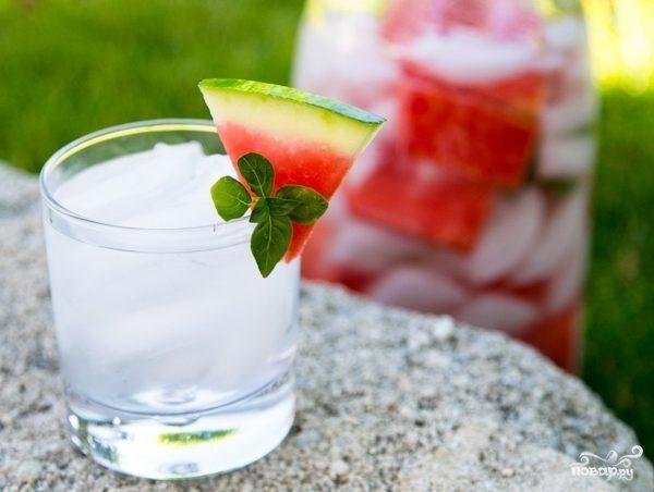 Ароматизированная вода