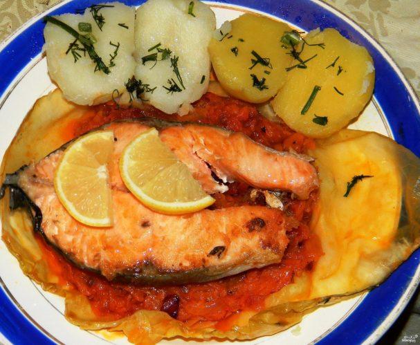 Рыба в мультиварке рецепты с фото пошагово