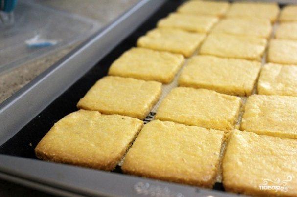 Печенье из желтков яиц