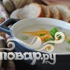 Суп с ветчиной и картошкой