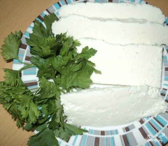 Сыр из козьего молока в домашних условиях