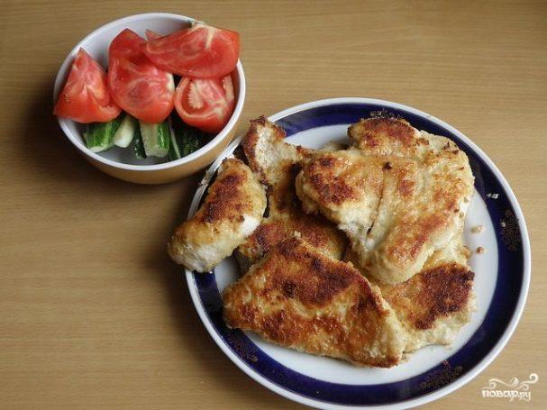 мясо в майонезе рецепт