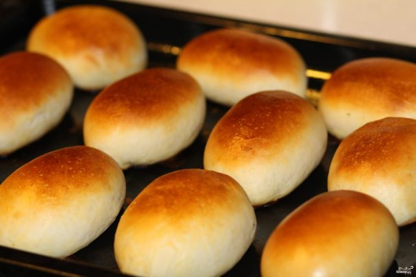Как приготовить печеные пирожки
