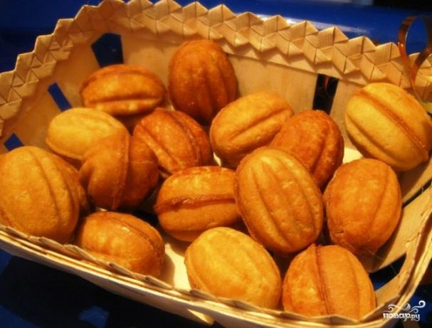 Орешки на десерт