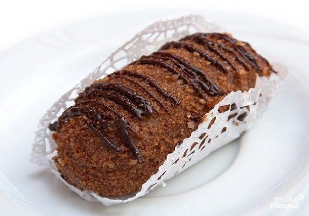 """Пирожное """"Картошка"""" без выпечки"""