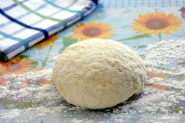 Творожное тесто без дрожжей