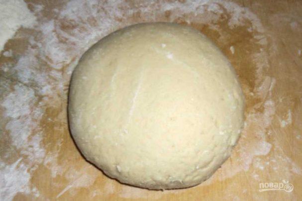 Тесто для пончиков без дрожжей