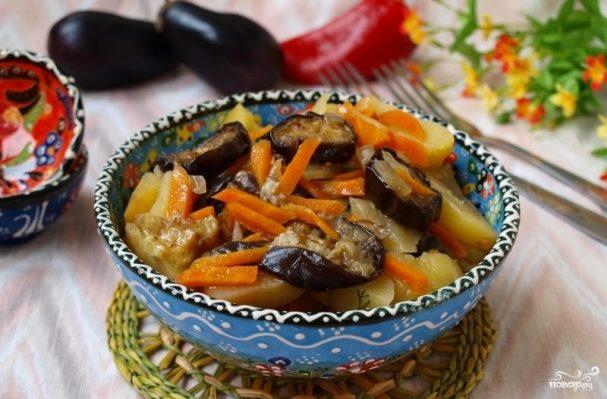 Баранина по-грузински