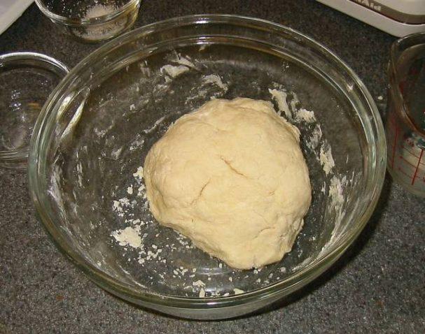 Заготовка для печенья (тесто)