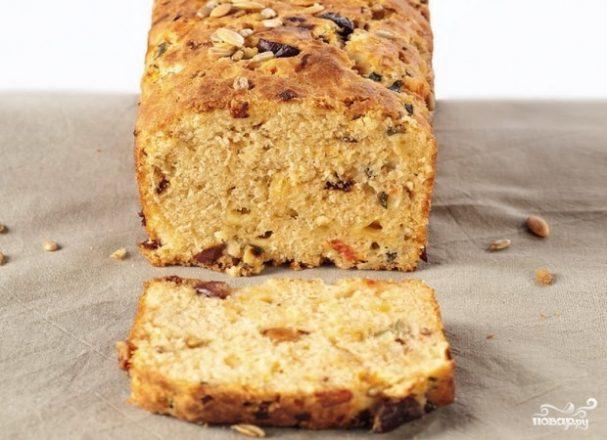 Сладкий хлеб в хлебопечке