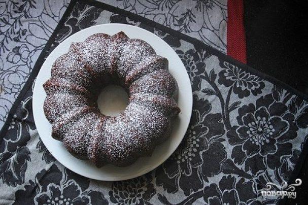 """Шоколадный пирог """"Эрл Грей"""""""