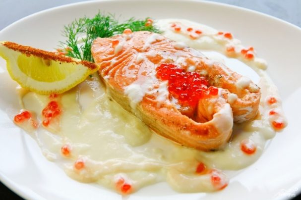 соус для рыбы сливочный рецепт с фото