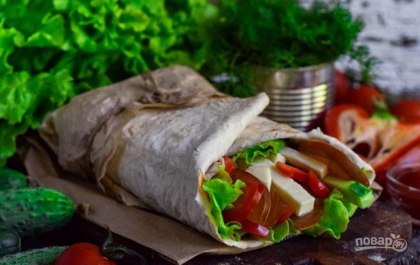 Салат для пикника