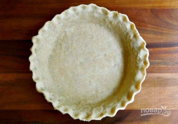 Простой рецепт для теста пирога