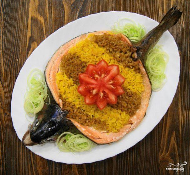 Вкусный ужин из простых продуктов