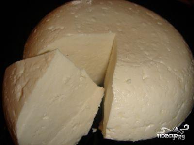 Осетинский сыр в домашних условиях
