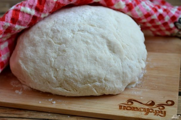бездрожжевое тесто рецепт для пирогов в духовке с