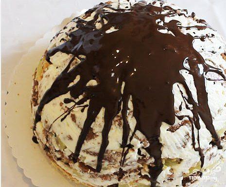 Торт панчо без выпечки рецепт пошагово