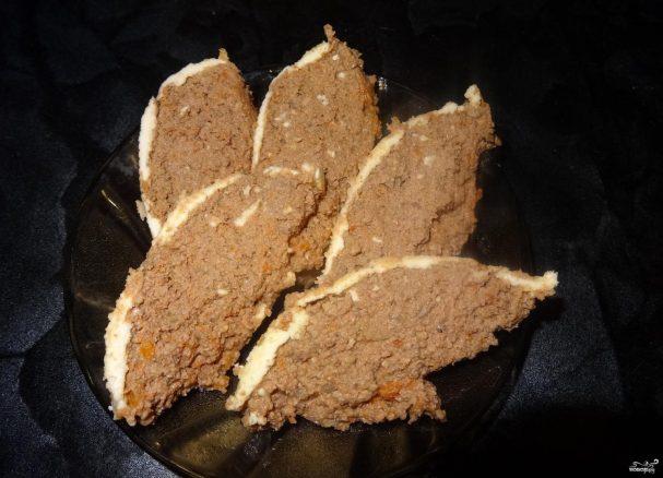 Куриный паштет из печени
