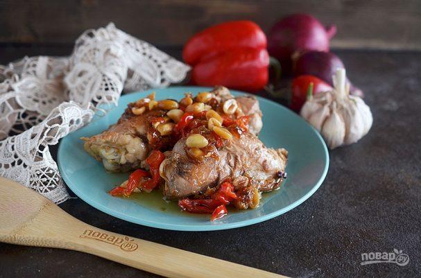 Курица Гунбао