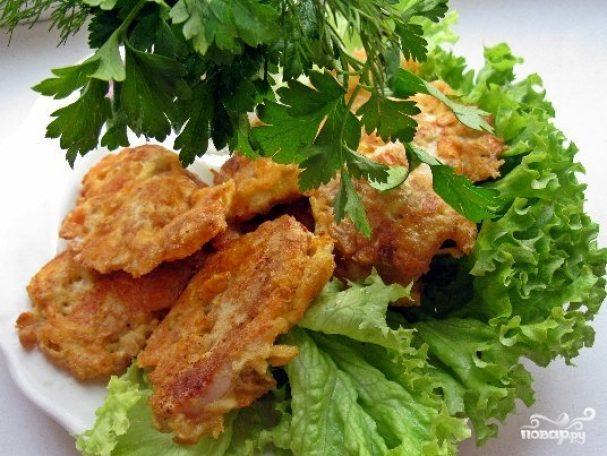 отбивные куриные в кляре пошаговый рецепт