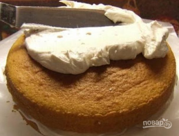 Густой крем для торта
