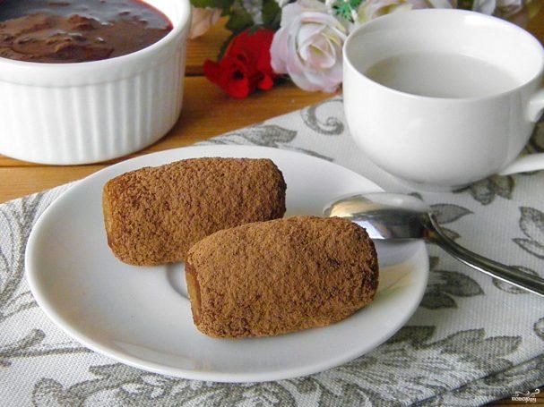 """Пирожное """"Картошка"""" без сгущенки"""