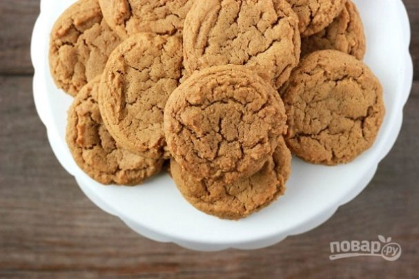 Имбирные печенья