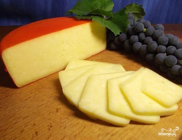 Сыр костромской в домашних условиях