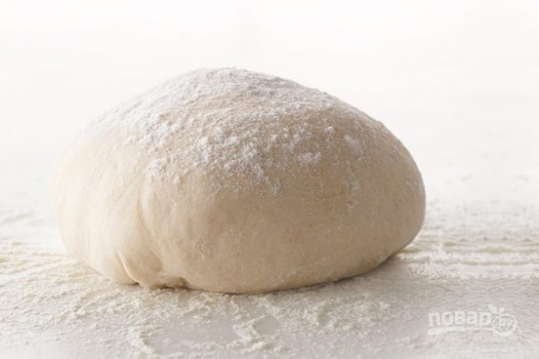 Тесто на пиццу