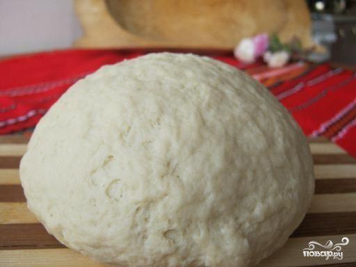 Бездрожжевое тесто на кефире