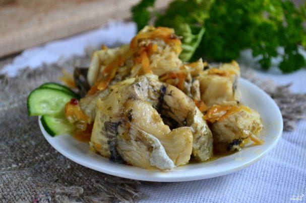 Рыба под маринадом классический рецепт
