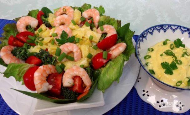 Рецепты салатов ананас с простые и вкусные