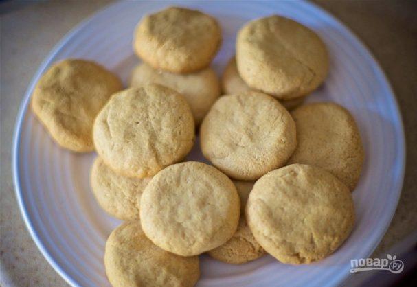 Печенье из овсяной муки в домашних условиях