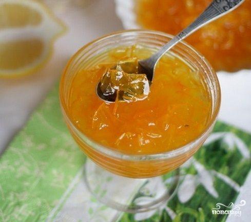 рецепт приготовления варенья из тыквы с апельсинами