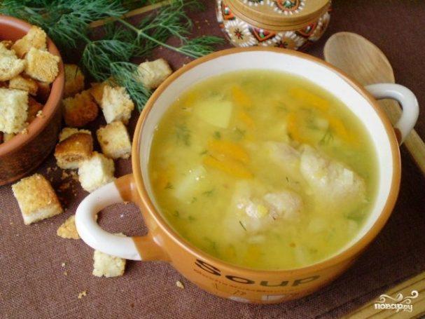 гороховый суп в мультиварке пошаговый рецепт с курицей и