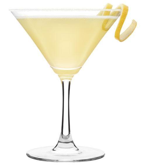 Мартини Лимонная долька