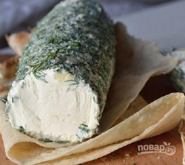 """Творожный сыр """"Альметте"""""""