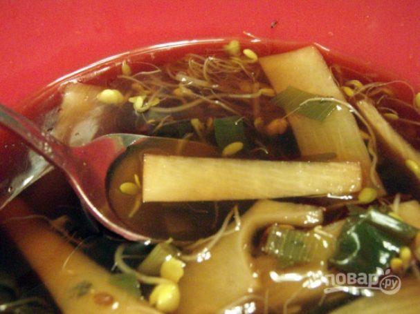 Восточный суп