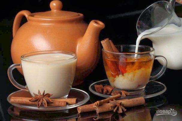 Йоговский чай