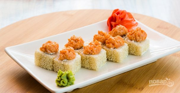 Соус для суши