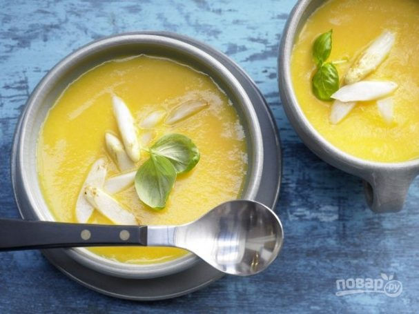 Картофельно-морковный суп