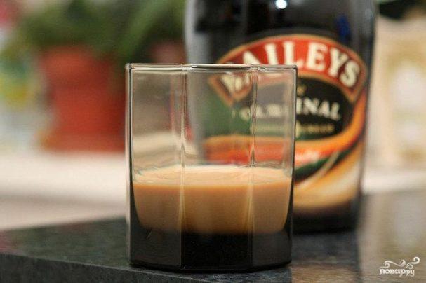 ликер бейлиз рецепты с кофе и мороженое