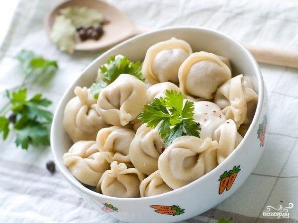 Рецепт как готовить пельмени