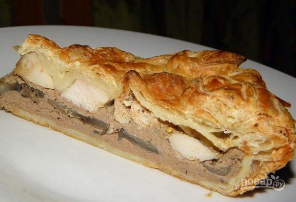 Страсбургский пирог