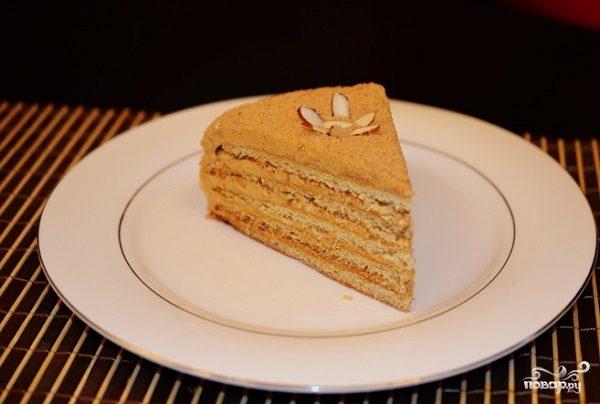 "Торт ""Медовик"" домашний"