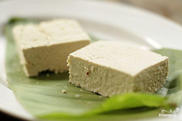 Сыр тофу в домашних условиях